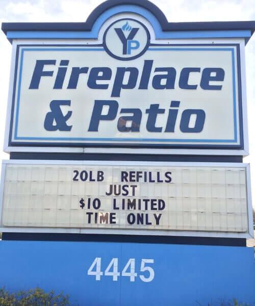 YP Fireplace & Patio Ohio